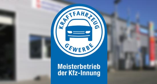 Meisterbetrieb der KFZ-Innung in Wesseling