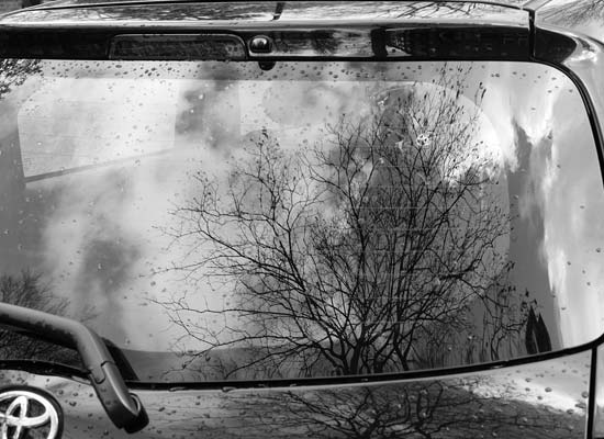 Neuverglasung Auto