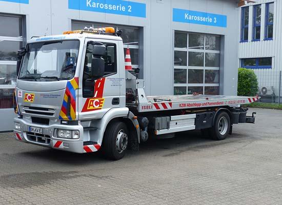 Autotransporter Iveco Euro Cargo